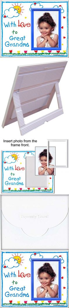 The Grandparent Gift Co. Photo Frame, First Grandchild | Gifts For ...