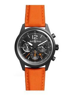 Collection Vintage Vintage BR - Vintage Chronograph - Bell & Ross Official Site