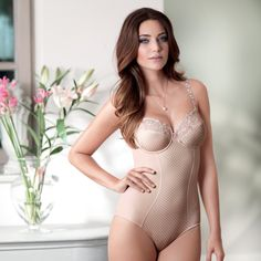 Anita Fiore Shaping-Body mit Rei/ßverschluss Damen