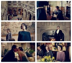 Downton Abbey Season 4 Episode 1