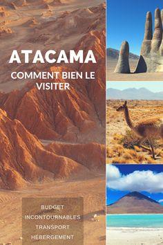 Comment visiter le désert d'Atacama au Chili? voici notre mini guide pratique pour ne rien manquer avec les incontournables, le budget à prévoir, et nos hôtels recommandés!