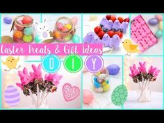 Easy easter gift ideas for friends family bethany mota diy easter treats gift ideas the classy it girl diy eastertreats negle Image collections