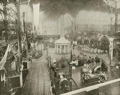 Palace of Electricity, 1893 World's Fair