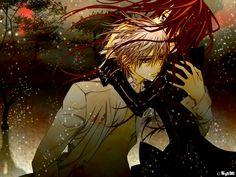 Yuki Cross & Kiryuu Zero - Vampire Knight