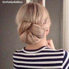 Sie sehen aufwendig aus, aber diese hübsche Frisuren sind wirklich einfach nachzumachen.