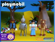 Wizard of Oz Playmobil