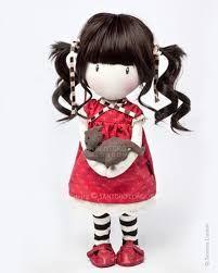 Resultado de imagem para moldes bonecas gorjuss