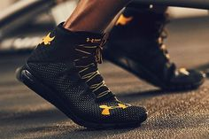 The #Rock Has His Own #UnderArmour Shoes - The Project Rock Delta