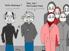 islam,pollution,particules, fine,hiver,froid,
