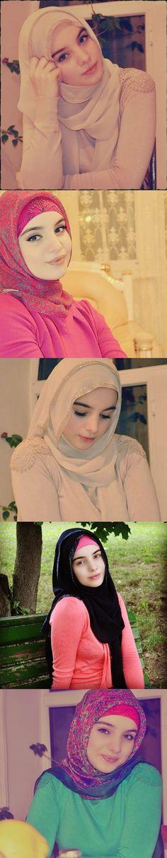 Muslim Girls, Pretty Girls, My Photos, Crochet Necklace, Beauty, Fashion, Pictures, Crochet Collar, Cute Girls