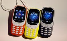 Maak kennis met de vernieuwde Nokia 3310