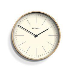Mr Clarke Clock - Light Plywood