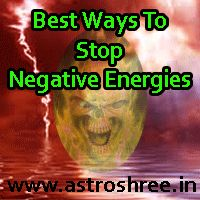 Some Ways To Stop Negative Energies