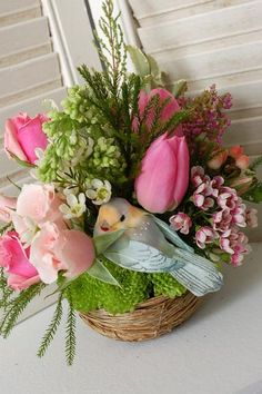 floral baby shower 3