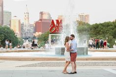 Lovely Philadelphia Engagement Session by Lauren Schwarz Photography Philly In Love