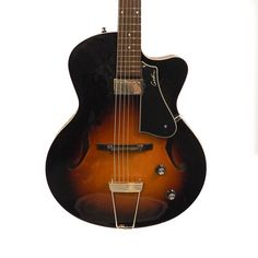 Godin 5th Avenue Composer Sunburst