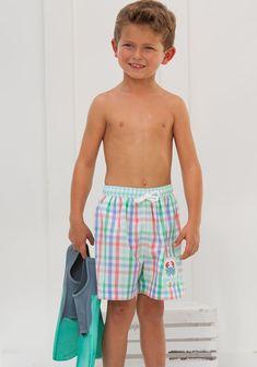 34c365158557c Shem Creek Crab Bathing Suit. Toddler BoysSmockingBoy OutfitsSwim  TrunksBathing SuitsLittle ...