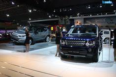A Land Rover afirmou que o Discovery Sport  será produzido no Brasil. http://tacerto.d.pr/1aog0