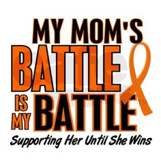 Sells exclusive awareness & support t-shirts, gifts, and merchandise for Orange Ribbon Causes including Leukemia, Multiple Sclerosis aka MS, and Kidney Cancer. Leukemia Quotes, Cancer Quotes, Acute Lymphoblastic Leukemia, Leukemia Awareness, Leukemia Ribbon, Kidney Cancer, Kidney Disease, Childhood Cancer Awareness, Multiple Sclerosis