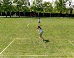 Speedminton - the new dimension in racket sports. Soccer, Rackets, Sports, Blog, Racquet Sports, Hs Sports, Futbol, European Football, Blogging