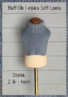 Svarta Fåret : Stickad Bluffolle i mjukaste Soft Lama, storlek 2 . Knitting Yarn, Baby Knitting, Knitting Patterns, Stick O, Knit Crochet, Crochet Hats, Drops Design, Knit Fashion, Cowl