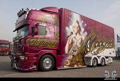 Truckstar Festival 2014 - Scania R560 Ristimaa Madonna