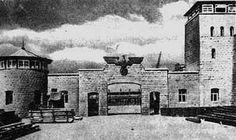 Entrada al campo de Mauthausen