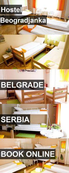 Hotel Hostel Beogradjanka in Belgrade, Serbia. For more information, photos, reviews and best prices please follow the link. #Serbia #Belgrade #HostelBeogradjanka #hotel #travel #vacation