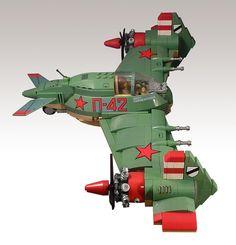 D-74 Partisan by JonHall18