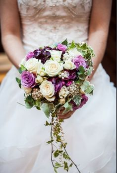 Bridal bouquet by Tayler James flowers x