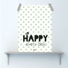 Poster Happy Day