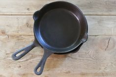5 No-Fail Steps to Restoring and Seasoning Rusty Cast-Iron Skillets   eHow Home