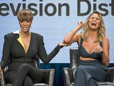 Star Tracks: Thursday, August 6, 2015   SMALL SCREEN STARS   At Tuesday's TCA panels in Beverly Hills, Tyra Banks announces her return to daytime TV with the premiere of FABLife, set for this fall. The best part? Chrissy Teigen will be a co-host.
