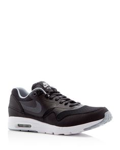 64023efde52e Nike Women s Air Max 1 Ultra Essentials Lace Up Sneakers EDITORIAL - Women s  New Arrivals - Shoes - Bloomingdale s