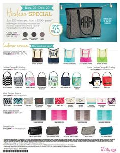 December 2015 Thirty One Gifts specials check out the full catalog at www.mythirtyone.com/kstricklin
