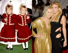 They ditched the matching outfits a long time ago, but Mary-Kate and Ashley Olsen still turn heads with their daring fashion choices. You got it, dude!