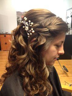 Weddings & Up do's - Hair Express