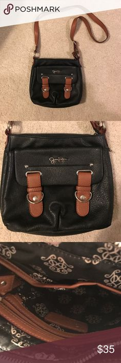 Jessica Simpson side bag, never used. In perfect condition, bag priced to sell! Jessica Simpson Bags Crossbody Bags