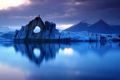 Lago Jokularson en #Islandia #Iceland