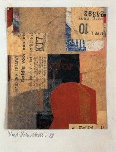 Kurt Schwitters - resident of Ambleside for the last few years of his life