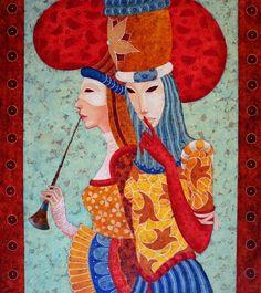 Irma Kusiani (b1971 Tbilisi (Tiflis) GEORGIA | ირმა კუსიანი