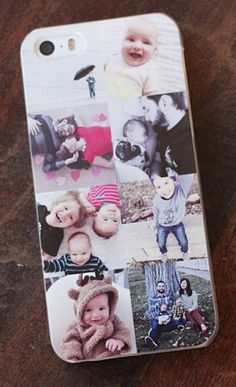 Turn your favorite Instagram and Facebook photos into custom iPhone case and Samsung case.