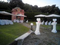 Matrimonio in Villa!!!