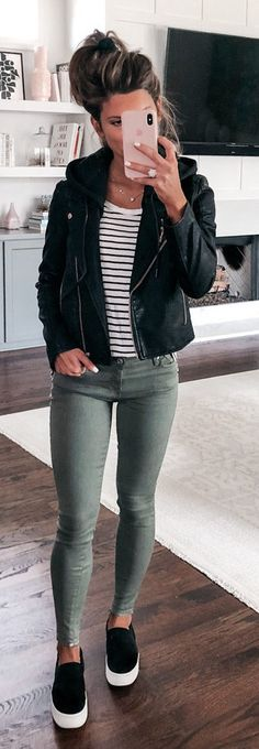 Teen Clothing Fashion Inspiration Teen ClothingSource : Mode Inspiration by Summer Work Outfits, Casual Fall Outfits, Fall Winter Outfits, Spring Outfits, Casual Winter, Casual Jeans, Winter Clothes, Casual Summer, Shop This Look Outfits