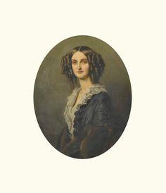 PROPERTY OF A GERMAN PRINCELY FAMILY FRANZ XAVER WINTERHALTER GERMAN CLOTHILDE GRÄFIN VON WYLICH UND LOTTUM (1809-1894), NÉE GRÄFIN VON UND ZU PUTBUS. -- Sotheby's