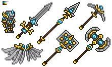 Sweet Terraria Armor