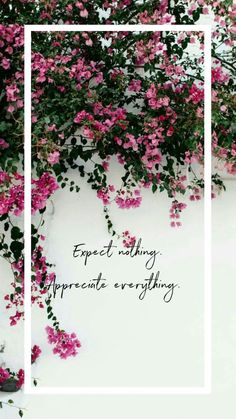 iPhone Wallpaper Quotes from Uploaded by user, In a world that expects everything and appreciates nothing. Be different ~ Expect nothing from others and be grateful for all you have. Inspirational quotes l inspiring quotes l life quotes New Quotes, Cute Quotes, Happy Quotes, Words Quotes, Positive Quotes, Sayings, Qoutes, Yoga Quotes, Stressed Quotes