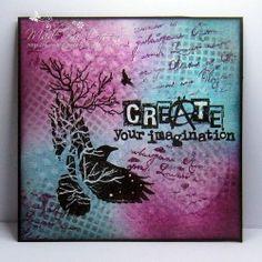 Visible Image stamps - Doreen OBrien