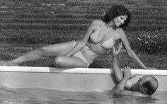 Claudia Cardinale 1977