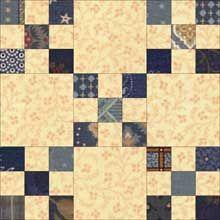 Double Nine Patch Quilt Block